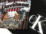 【HARLEY-DAVIDSON】【Calvin Klein】人気急上昇Tシャツのご紹介です。【新宿、渋谷、下北沢の古着買取トレファクスタイル下北沢1号店】