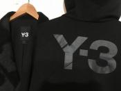 【Y-3/ワイスリー】シンプルさにロゴのアクセントを。ジャケット&パーカーが入荷です【新宿、渋谷、下北沢の古着買取トレファクスタイル下北沢1号店】