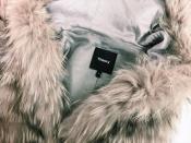 《theory/セオリー》上品且つ贅沢な一着・・・NEW KNITTED FOXが入荷。【新宿、渋谷、下北沢の古着買取トレファクスタイル下北沢1号店】