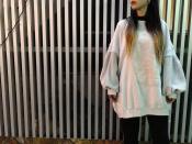大人気古着屋KAKA☆VAKAのオリジナルリメイクブランド《amatunal/アマチュナル》よりキュートなリメイクスウェットが入荷♪【新宿、渋谷、下北沢の古着買取トレファクスタイル下北沢1号店】