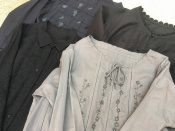 【haat issey miyake】素材にこだわりを。刺繍が印象的なワンピースのご紹介です♪【新宿、渋谷、下北沢の古着買取トレファクスタイル下北沢1号