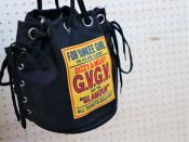 【HYSTERIC GLAMOUR x G.V.G.V.】巾着コラボバックを買取入荷!!【新宿、渋谷、下北沢の古着買取トレファクスタイル下北沢1号店】