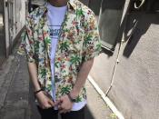【reyn spooner×MICKEY MOUSE/レインスプーナー×ミッキーマウス】コラボアロハシャツをご紹介。