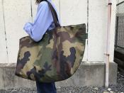 【Herve Chapelierエルベシャプリエ】生産終了カラーのコーデュラトラベルバッグ入荷です