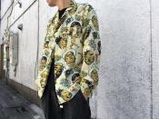 ALOHA RAG/アロハラグより総柄アロハシャツのご紹介です。