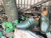 Dr.Martens/ドクターマーチン×Engineered Garments/エンジニアドガーメンツよりGHILLIE LACE KHAKI SMOOTH  LEATHERが買取入荷しました。