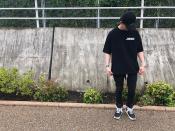 【JieDa / ジエダ】KIKUNOBU TOKYO限定 staffTシャツを入荷致しました!