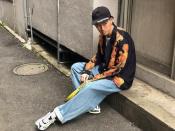 【FLAGSTUFF / フラグスタフ】金子富之コラボ!ハワイアンシャツを入荷致しました!!!