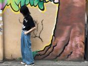 【NEON SIGN / ネオンサイン】ワイドデニムパンツをご紹介します!!!
