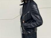 Acne studios/アクネストゥディオズよりシングルライダースジャケットのご紹介です。