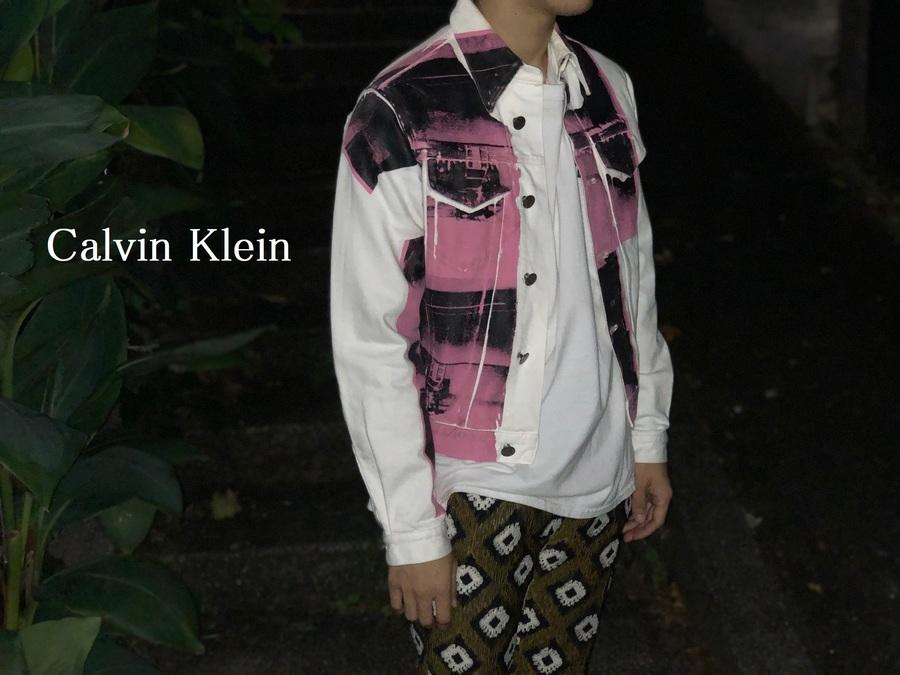 「インポートブランドのCalvin Klein Jeans × Andy Warhol 」