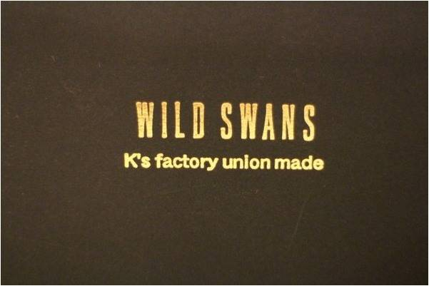 「メンズのWILD SWANS 」