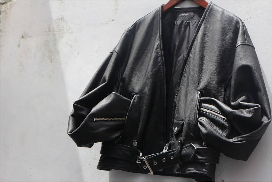 「blackmeansのレザージャケット 」