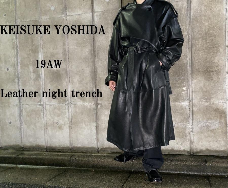 「ドメスティックブランドのKEISUKE YOSHIDA 」