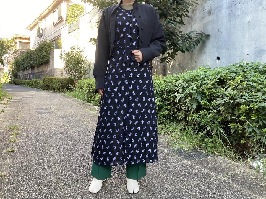 「ドメスティックブランドのMame Kurogouchi 」