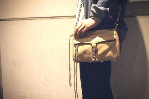 レベッカミンコフのバッグ
