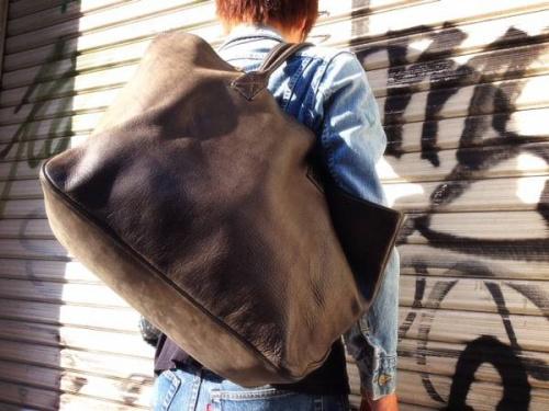 シューズ・バッグのトートバッグ