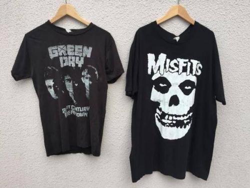 フェスのTシャツ
