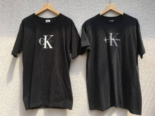 Calvin KleinのTシャツ