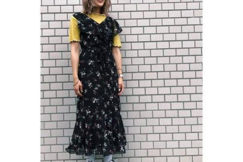 RENAI KEIKAKU レンアイケイカクの18AW ワンピース