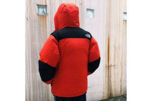 ノースフェイスのバルトロライトジャケット