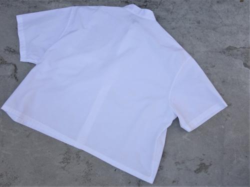 ヘドメイナーのワイドシャツ
