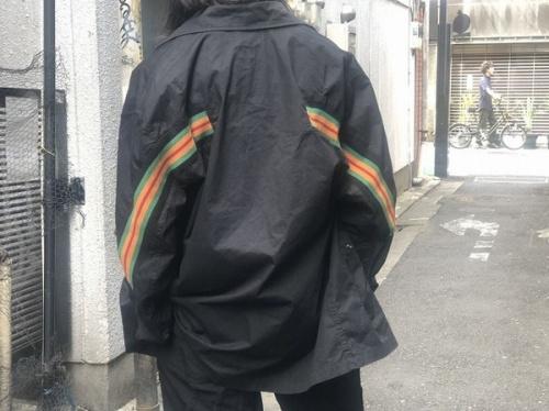 RIB M-65のジャケット