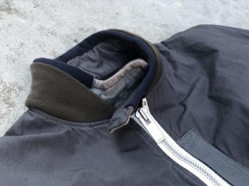 サカイのボンバージャケット