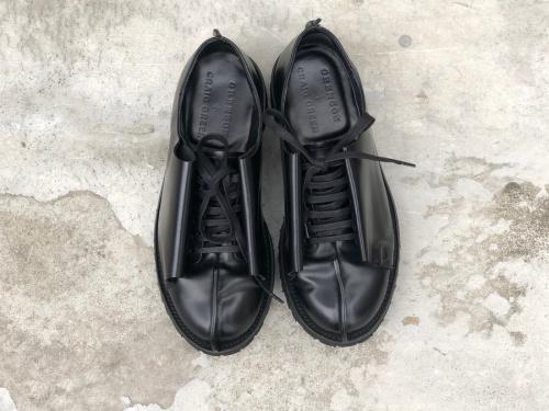 グレンソンのLeather Derby Shoes/レザーダービーシューズ