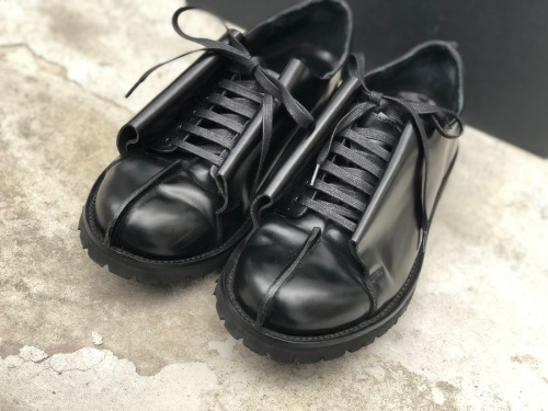 Leather Derby Shoes/レザーダービーシューズのメンズ