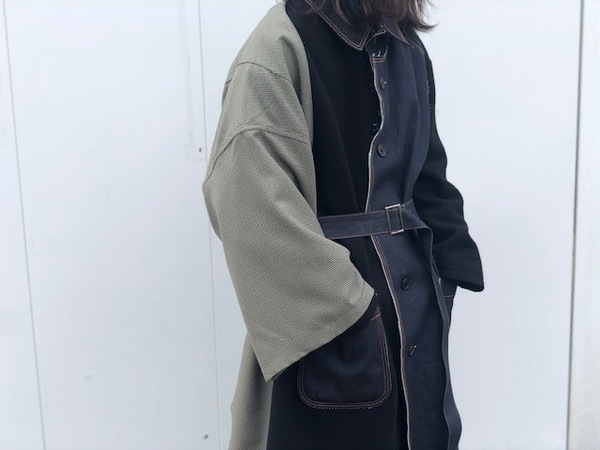 コートのfall coat