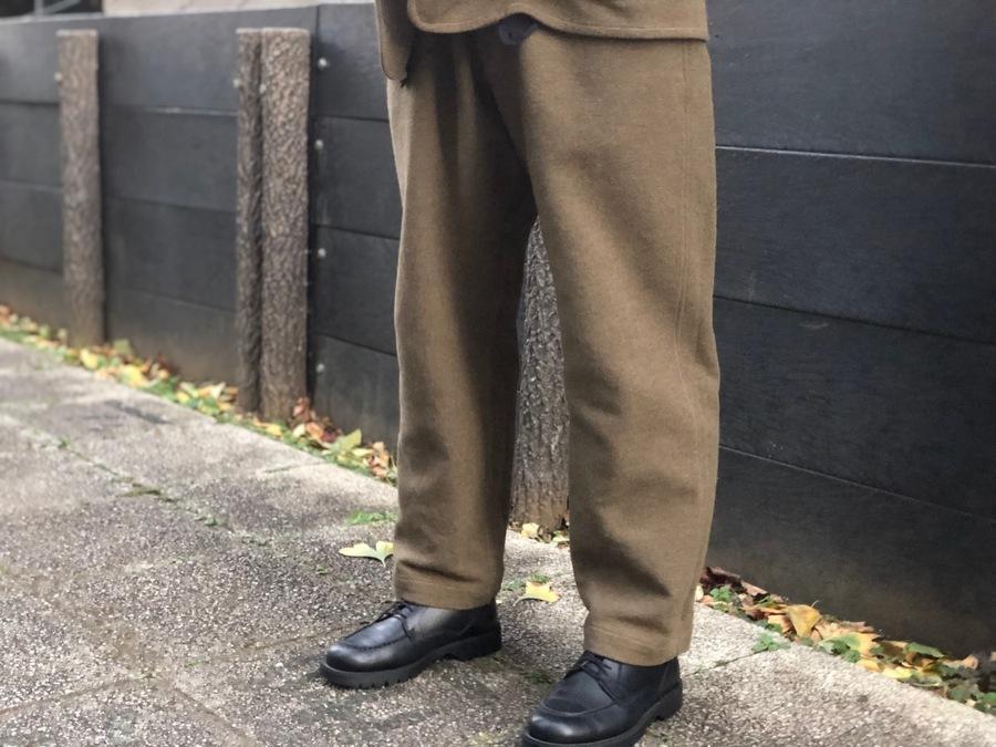 W/C/P セットアップのメンズ ジャケット セットアップ パンツ 下北沢
