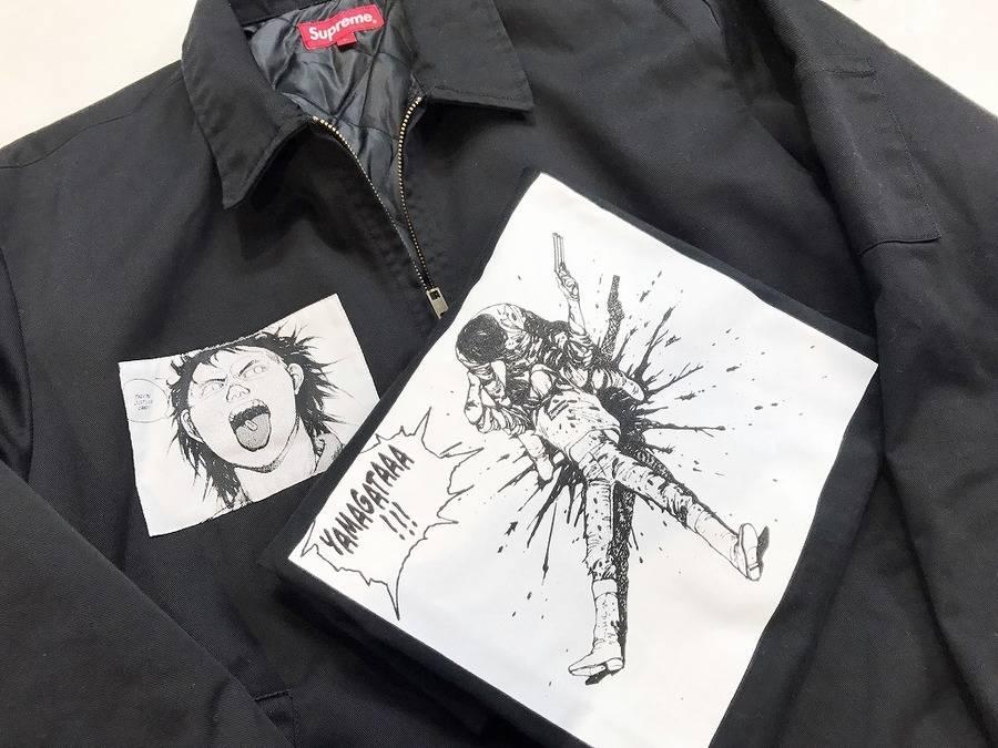 2017・Supreme×AKIRA入荷【新宿、渋谷、下北沢の古着買取トレファクスタイル下北沢1号店】