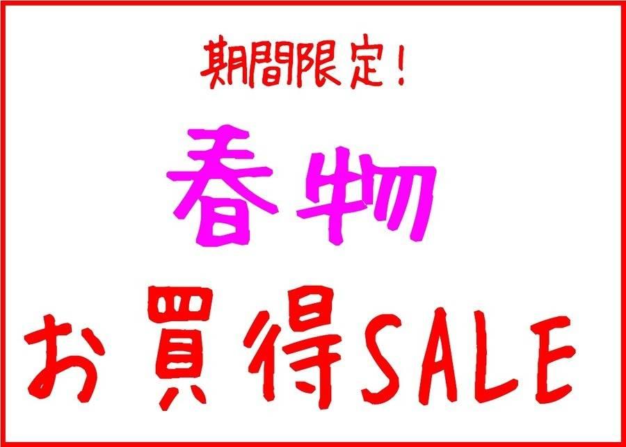 ★☆春物セール開催☆★【春日部の激安古着販売&衣類・靴・バッグ買取のお店 ユーズレット春日部店】