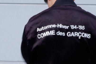「ドメスティックブランドのCDG COMME des GARCONS 」