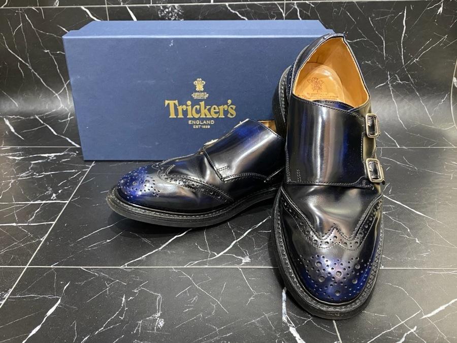 「ドレスシューズのTricker's 」