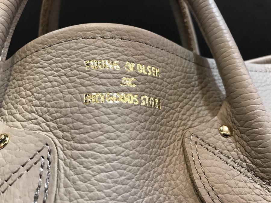 「キャリアファッションのYOUNG & OLSEN TheDRYGOODS STORE 」