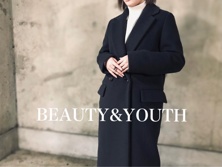 「ナチュラルブランドのBEAUTY&YOUTH 」
