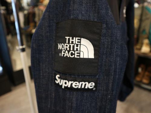 ストリートブランドのSupreme×THE NORTH FACE