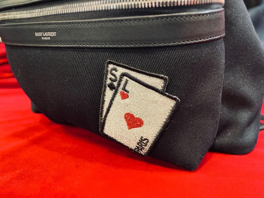 プレイングカードシティーバッグパックのLND534968・0119