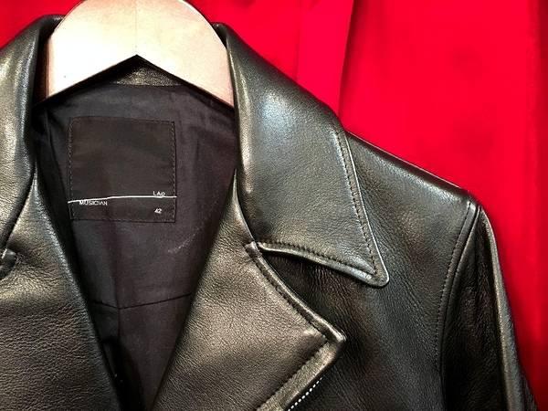 【LAD MUSICIAN/ラッドミュージシャン】ダブルライダースジャケット買取入荷です。【トレファクスタイル相模大野店】