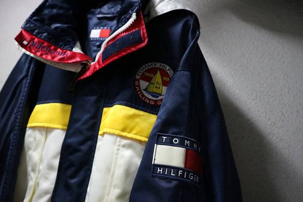 90s TOMMY HILFIGER SAILING GEAR JACKET 買取入荷です。【古着買取トレファクスタイル相模大野店】