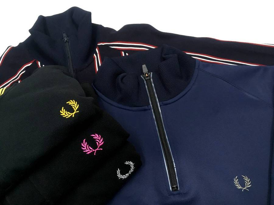 """【FRED PERRY/フレッドペリー】上品な""""ポロシャツ""""""""ジャケット""""はいかがでしょうか?【古着買取トレファクスタイル相模大野店】"""