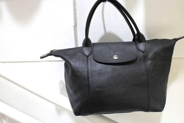 d091082517e6 ... ご紹介致します。 ロンシャンのバッグ. LONGCHAMP/ロンシャンルプリアージュキュイールS 定価¥66,960-