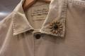 「レミレリーフのスタッズシャツ 」