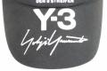 「Y-3のYohji Yamamoto 」