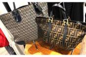 FENDI/フェンディよりレトロモダンなズッカ柄バッグをご紹介致します