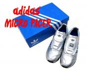 近未来スニーカーの代表格...adidas/アディダスよりMICRO PACER(マイクロペーサー)入荷