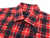 スターと言えばこのブランド...高級感漂うチェックシャツの入荷です。