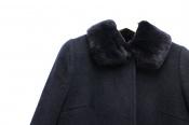 OLD ENGLANDE/オールドイングランドよりレッキスラビットファーを使用したコートが未使用入荷。